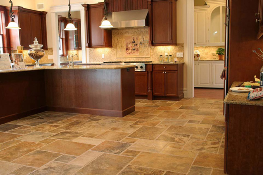French Kitchen Floor Tiles Lilyfield Life Dining Table French