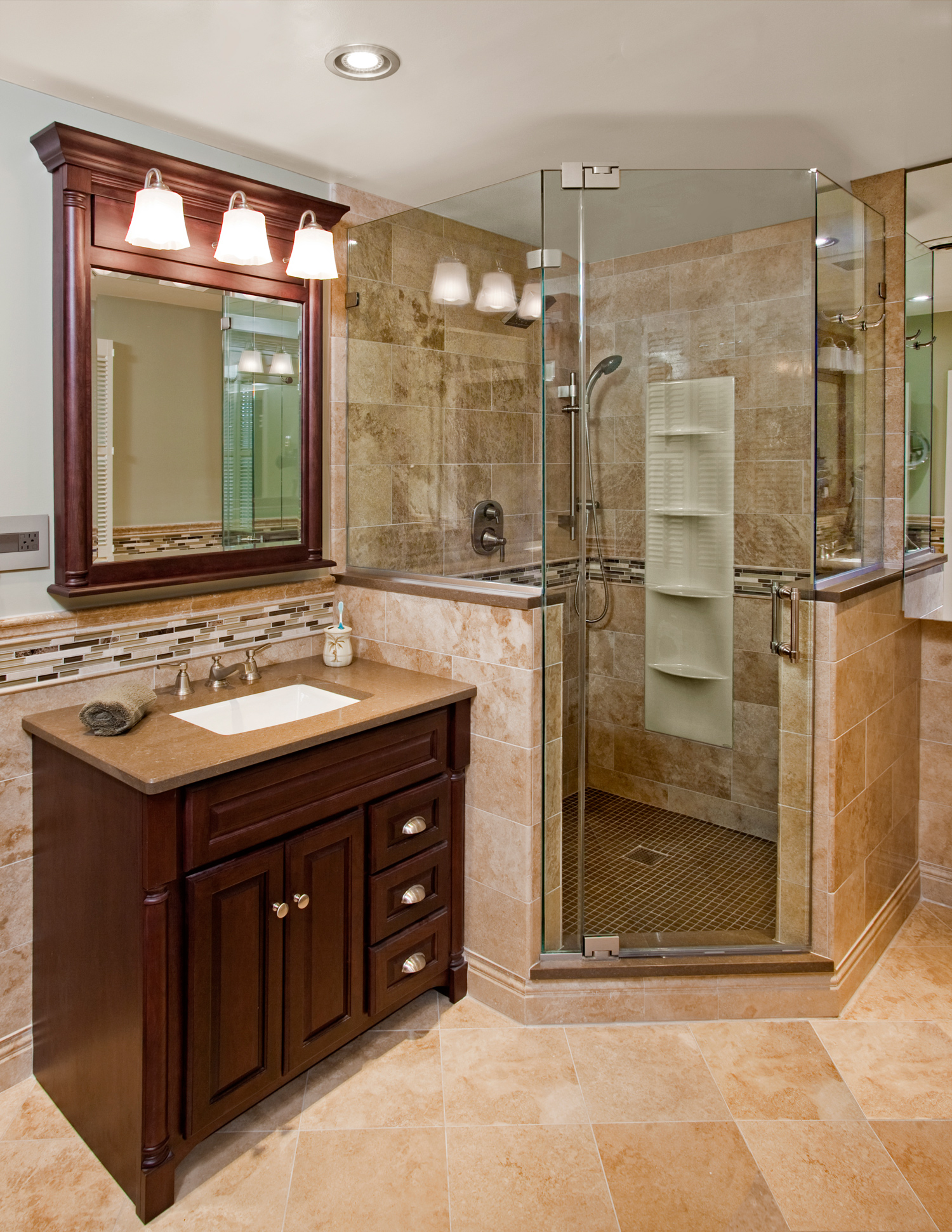 Bathroom Remodeling In Bucks And Montgomery County Mergen Home - Bathroom remodeling bucks county pa